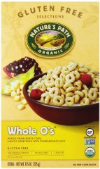 Organic Whole O's Gluten Free Cereal Nature's Path