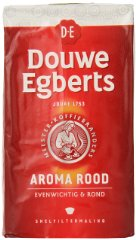 Aroma Rood Ground Coffee by Douwe Egberts