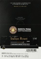 Barista Prima Coffeehouse Italian Dark Roast