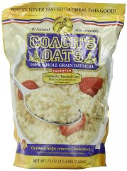 Coach's Oats 100% Whole Grain Oatmeal