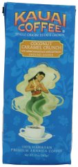 Coconut Caramel Crunch by Kauai Coffee
