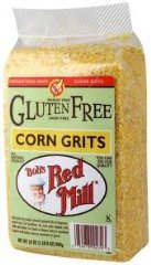 Corn Grits by Bob's Red Mill