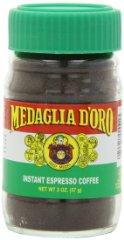 Instant Espresso Coffee by Medaglia D'Oro