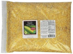 Julia's Pantry Organic Whole Grain Yellow Grits