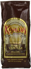 Kahlua Gourmet Ground Coffee French Vanilla
