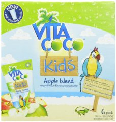 Kids Coconut Water Variety Pack by Vita Coco