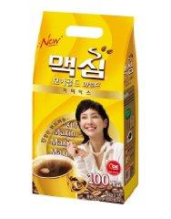 Mocha Gold Korean Instant Coffee by Maxim