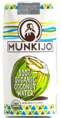 Munkijo 100% Organic Coconut Water