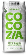 Organic Coconut Water by Cocozia