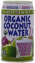 Organic Coconut Water by Nature Factor