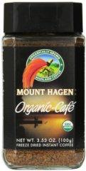 Organic Freeze Dried Coffee by Mount Hagen