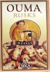 Ouma Muesli Rusks