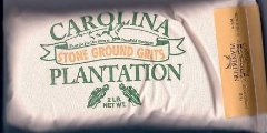Stone Ground Yellow Grits by Carolina Plantation