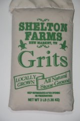 Stone Grounds Grits by Shelton Farms