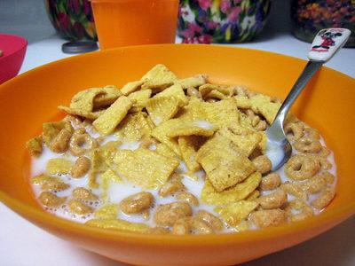 Crunchy Cereals