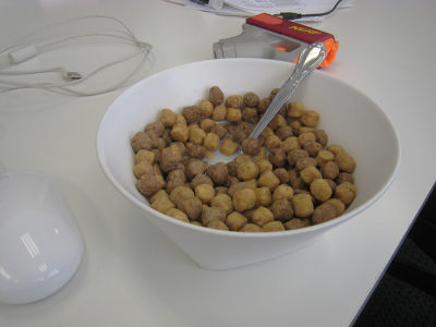 Puffy Cereals