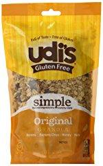 Gluten Free Granola Original by Udi's