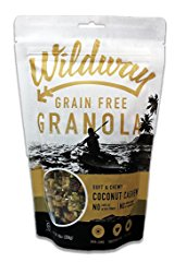 Grain-free Granola Coconut Cashew by Wildway