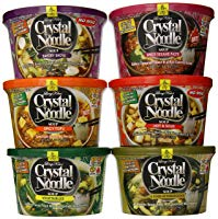 Crystal Noodle Soup Variety Pack