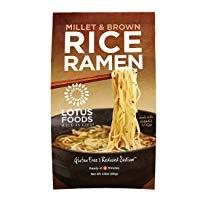 Lotus Foods Rice Ramen Noodles Miso Soup