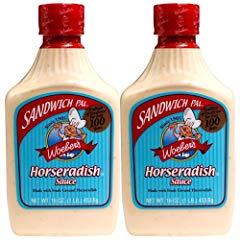 Woebers Horseradish Sauce