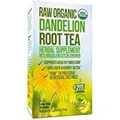 Dandelion Root Tea Detox Tea