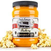 Dutchman's Popcorn Coconut Oil Butter Flavored Oil