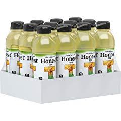 Honest Tea Organic Fair Trade Honey Green Gluten Free