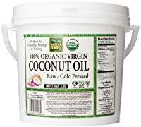 Native Forest 100% Organic Raw Virgin Coconut Oil
