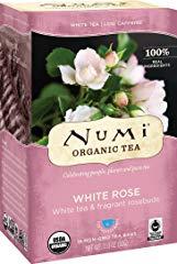 Numi Organic Tea White Rose
