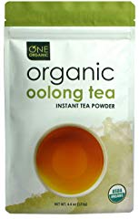 ONE ORGANIC Instant Tea Powder (Oolong)