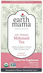 Organic Milkmaid Tea by Earth Mama