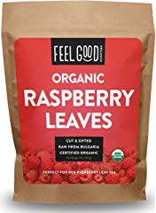 Organic Red Raspberry Leaf Herbal Tea