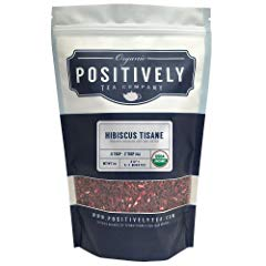 Positively Tea Company Organic Hibiscus Tisane