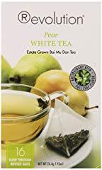 Revolution Tea White Pear Tea