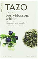 Tazo Berryblossom White Tea