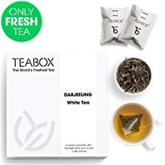 Teabox Himalayan Darjeeling White Tea