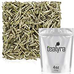Tealyra Premium White Silver Needle Tea