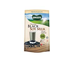 Unisoy 100% Organic BLACK SOYBEAN Soy Milk Powder