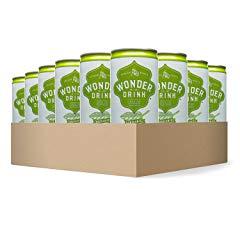 Wonder Drink Kombucha, Organic Asian Sparkling Fermented Tea