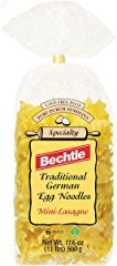 Bechtle Mini-Lasagne Traditional German Egg Noodles