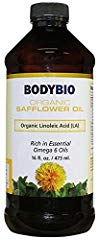 BodyBio - Organic Safflower Seed Oil