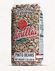 CAMELLIAS Pinto Beans