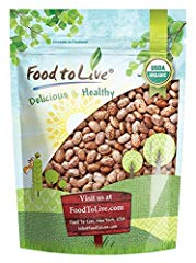 Food to Live Certified Organic Pinto Beans