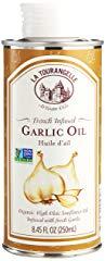 La Tourangelle, Garlic Infused Sunflower Oil