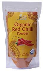 Jiva USDA Organic Red Chilli Powder