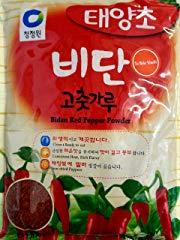 Chung Jung One Korean Bidan Red Chili Pepper Flakes Powder
