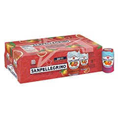 Sanpellegrino Blood Orange Sparkling Fruit Beverage