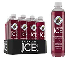 Sparkling Ice Black Raspberry Sparkling Water