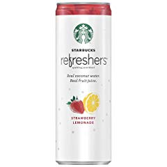 Starbucks Refreshers Sparkling Juice Blends